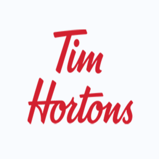 Tim Horton's store location